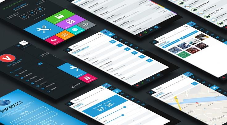 Syncrogest 3.0 - App per manutenzione e assistenza