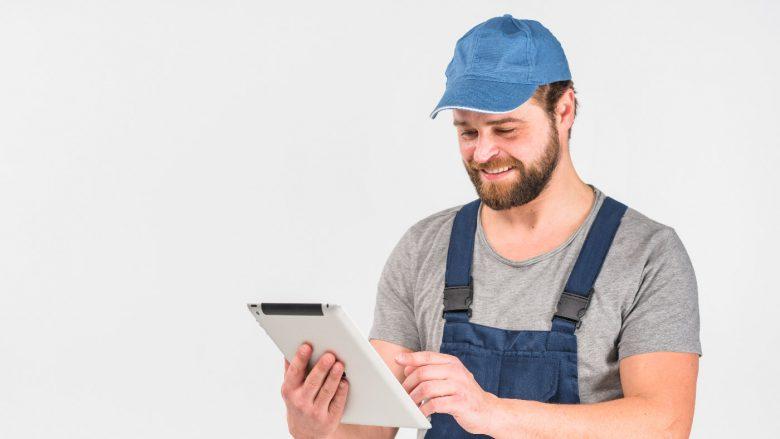 assistenza a domicilio tecnico app