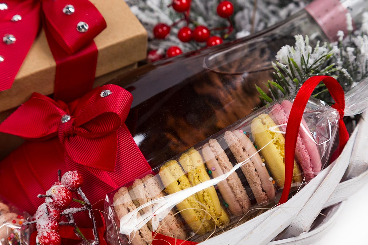 Regali di natale per i dipendenti: i cesti natalizi