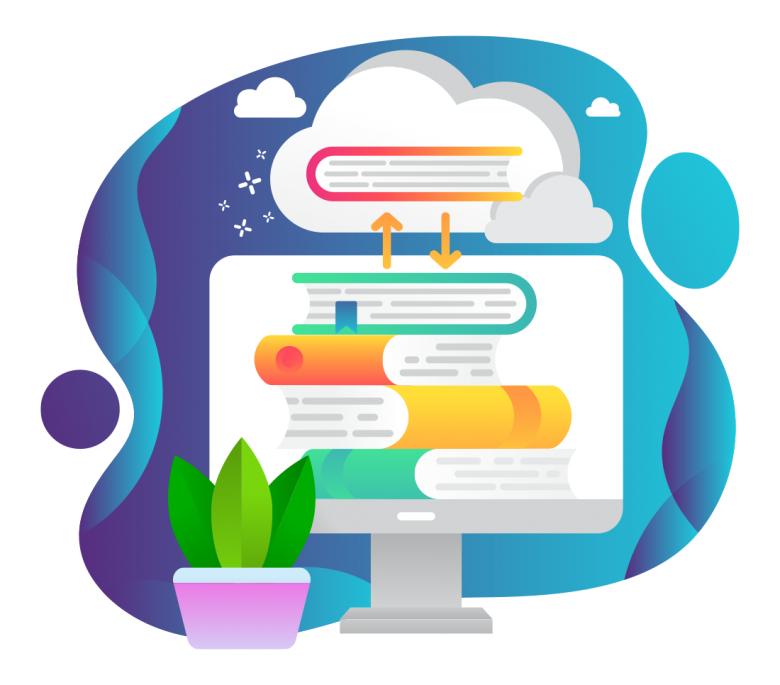 Il software per assistenza in cloud è sicuro e sincronizzato