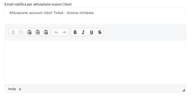nuovoclient